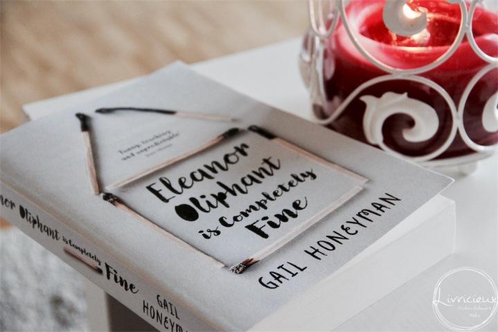 Rezension | Gail Honeyman – Eleanor Oliphant is completelyfine