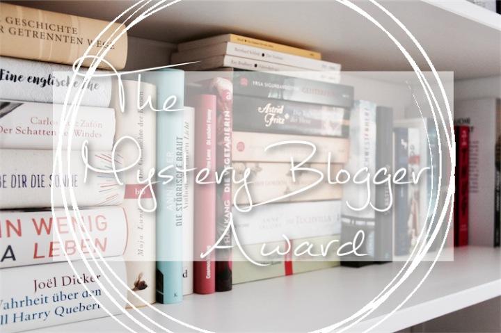 Tag   The Mystery BloggerAward