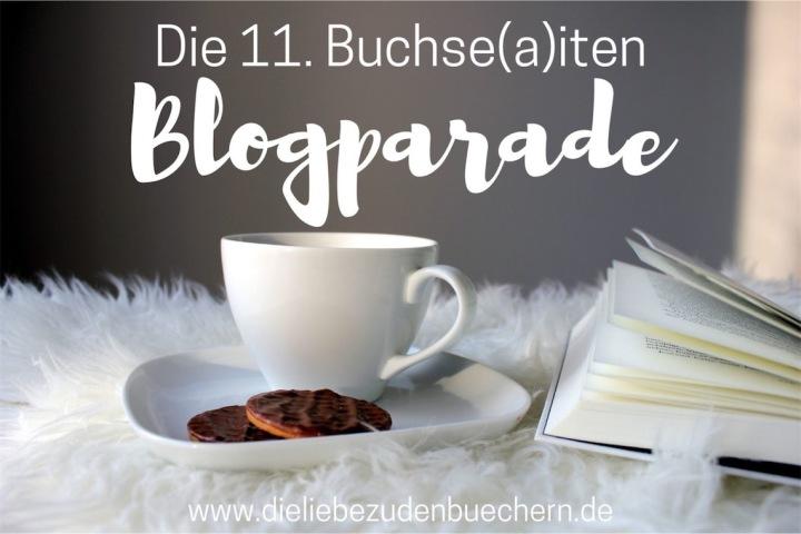 Blogparade | Die 11. BuchSe(a)itenBlogparade
