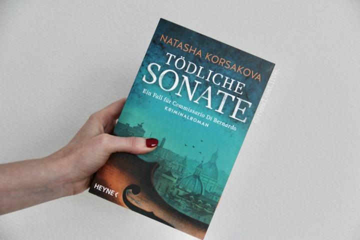 Rezension | Tödliche Sonate – der erste Fall für Commissario DiBernardo