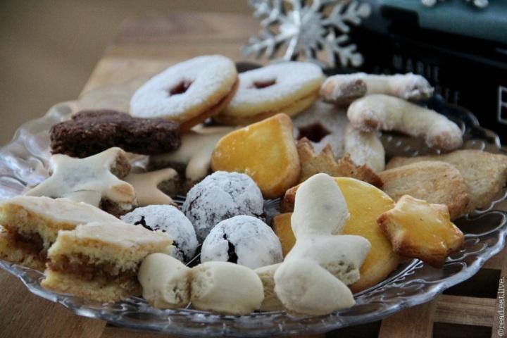 Leckeres | aus der Weihnachtsbäckerei