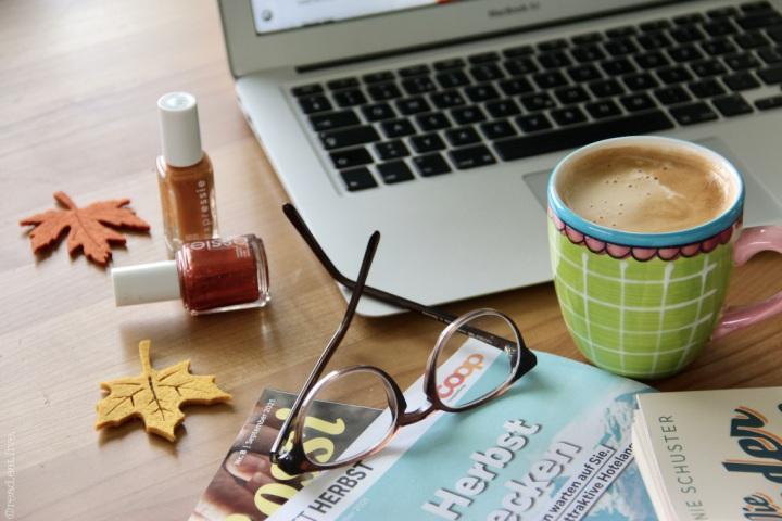 Bloggestöber | #33 – ein bisschen was vonallem